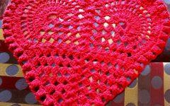 Souspla Coração Em Crochê – Material e Vídeo