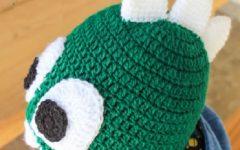 Gorro Infantil Monstrinho Em Crochê – Material, Receita e Vídeo