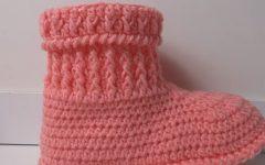 Pantufa Adulto Em Crochê – Material e Vídeo