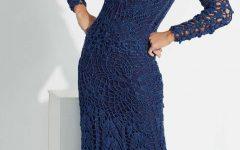 Vestido Precioso Em Crochê – Material e Receita