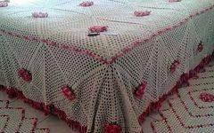 Colcha Square Flor Em Crochê – Material e Vídeo